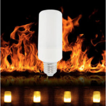 LED FIRE lampa 5W