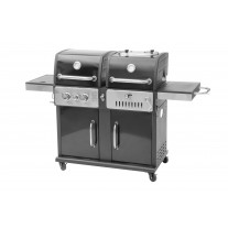 Gasolgrill Mustang Dundee Double hybridgrill