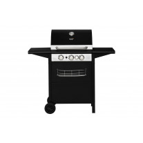 Gasolgrill MUSTANG ORIENTAL  3+1, 117x55,5x112cm