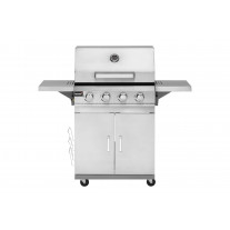 Gasolgrill MUSTANG PRO 4, 127x55x118cm