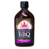 Poppamies Korean BBQ 266ml