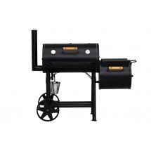 Off-set Rökgrill/Smoker MUSTANG Georgia, 70x142x122cm