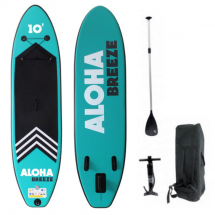 SUP-bräda ALOHA BREEZE- set