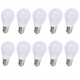 LED lampa E27 6W 470lm 2PACK