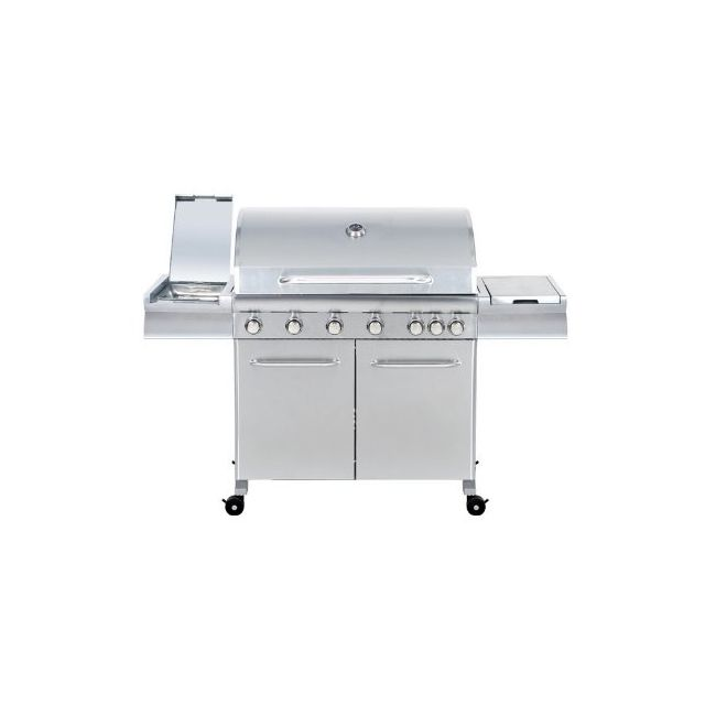 Gasolgrill LUCIFER Stone 6 Roaster Deluxe