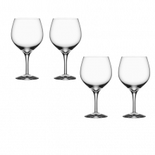 Gin & Tonic glas, 4-pack, ORREFORS MORE